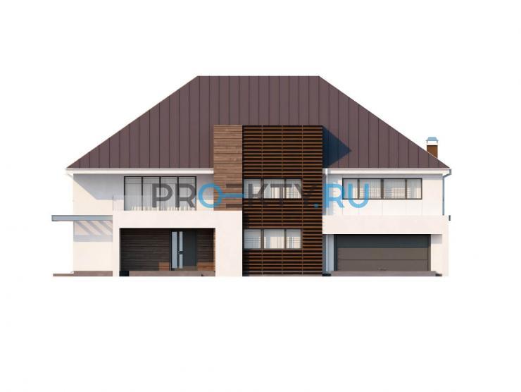 Фасады проекта Zx20