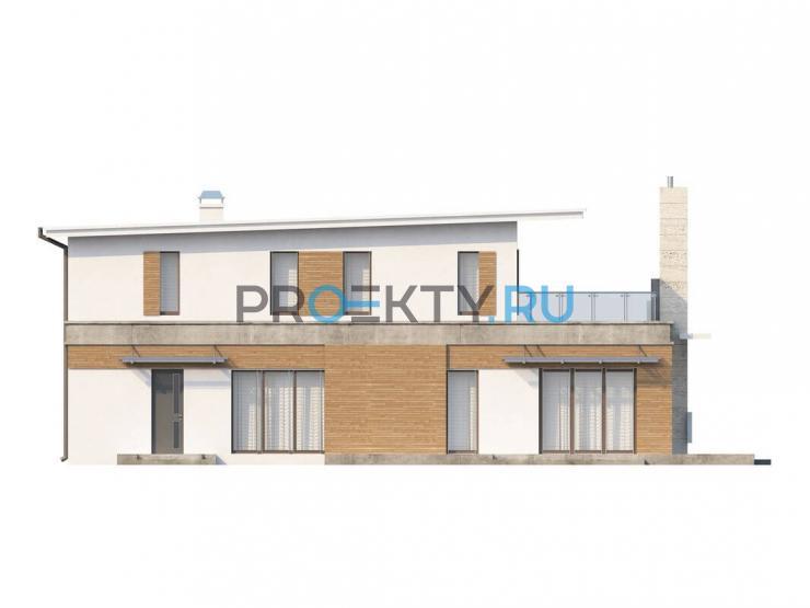 Фасады проекта Zx21
