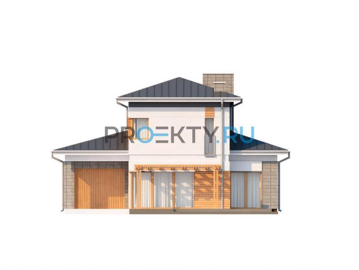 Фасады проекта Zx25