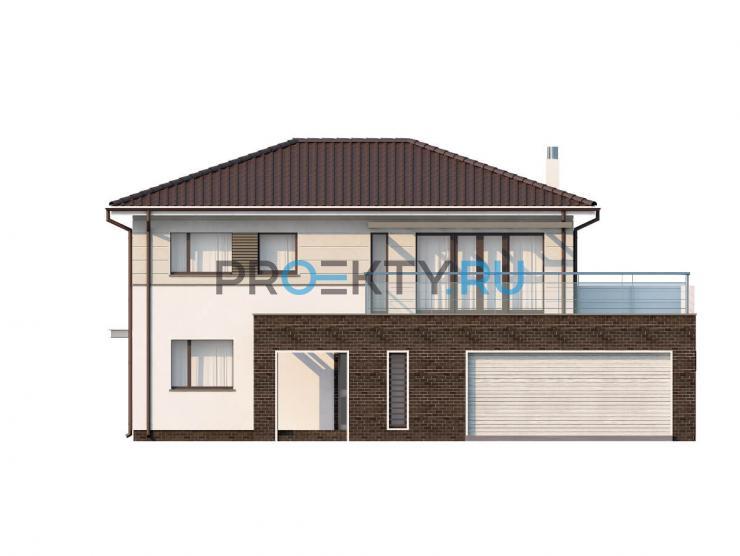 Фасады проекта Zx26
