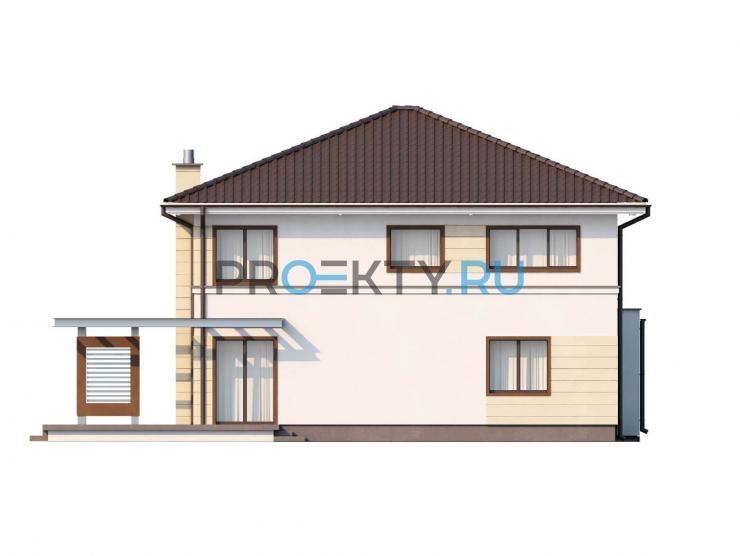 Фасады проекта Zx33