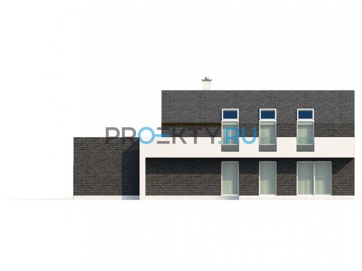 Фасады проекта Zx40