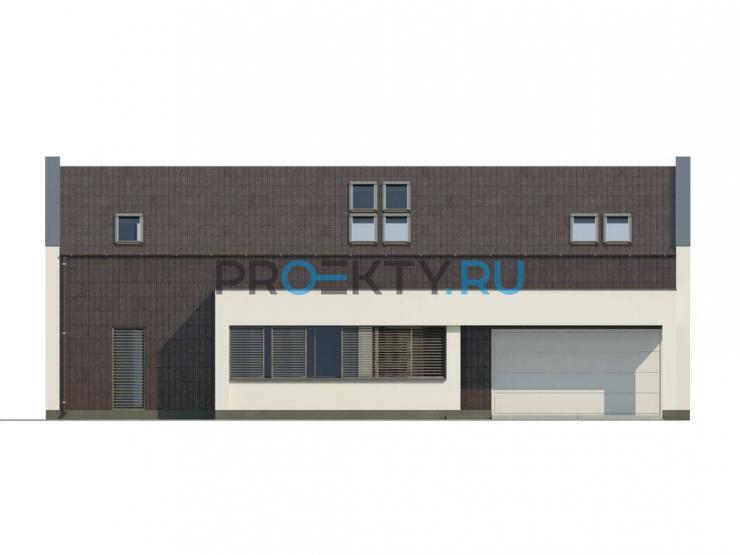Фасады проекта Zx48