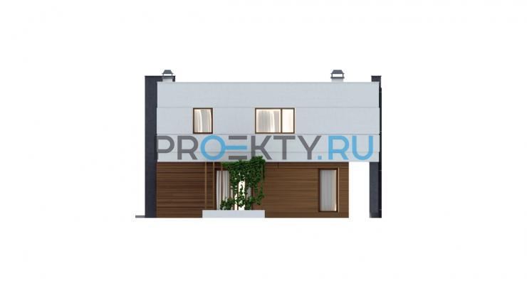 Фасады проекта Zx54