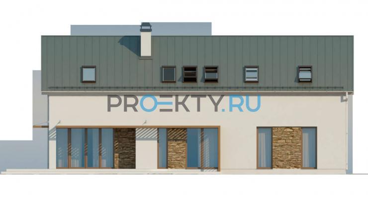 Фасады проекта Zx58
