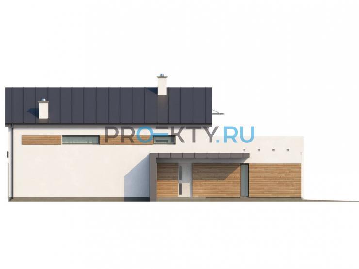 Фасады проекта Zx60