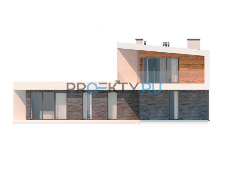 Фасады проекта Zx70