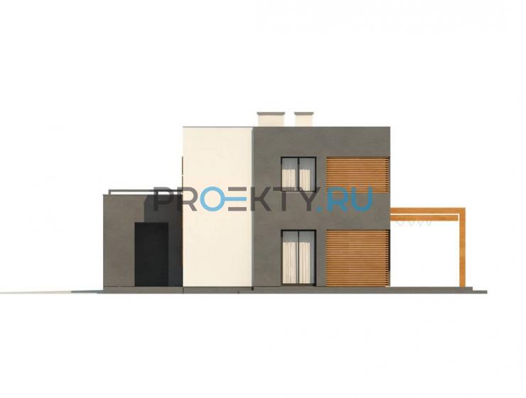 Фасады проекта Zx73
