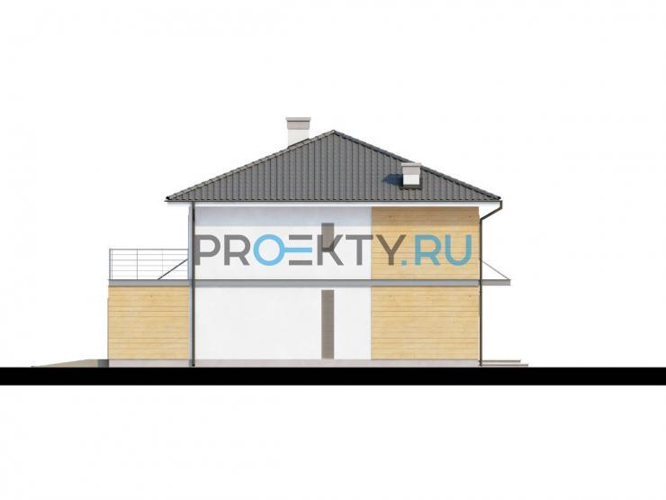 Фасады проекта Zx7