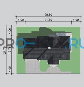 Ситуационный план проекта LK&798