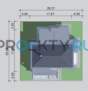 Ситуационный план проекта LK&929