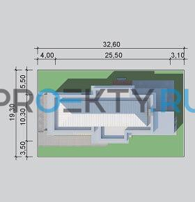 Ситуационный план проекта LK&1051