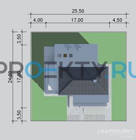 Ситуационный план проекта LK&1131