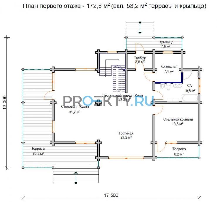 План проекта Орион - 1