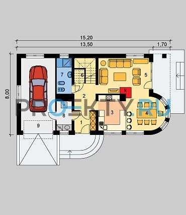 План проекта LK&475 - 1