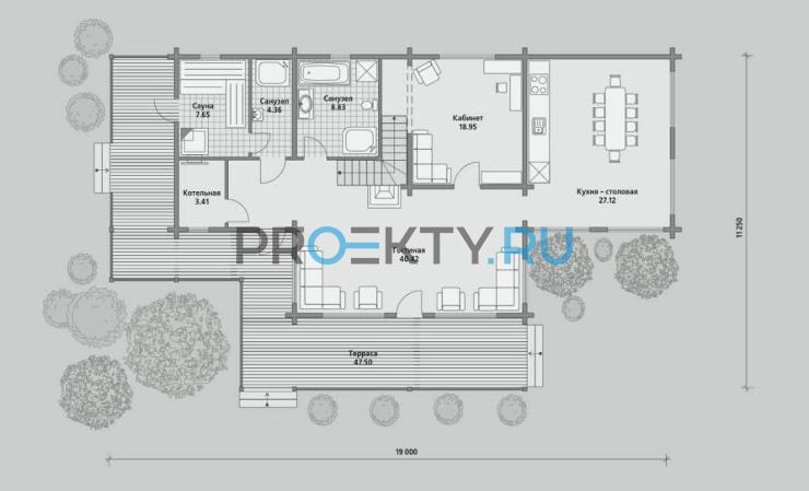 План проекта Б 145 - 1