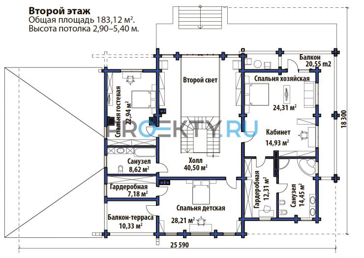 План проекта Шербрук 1 - 2