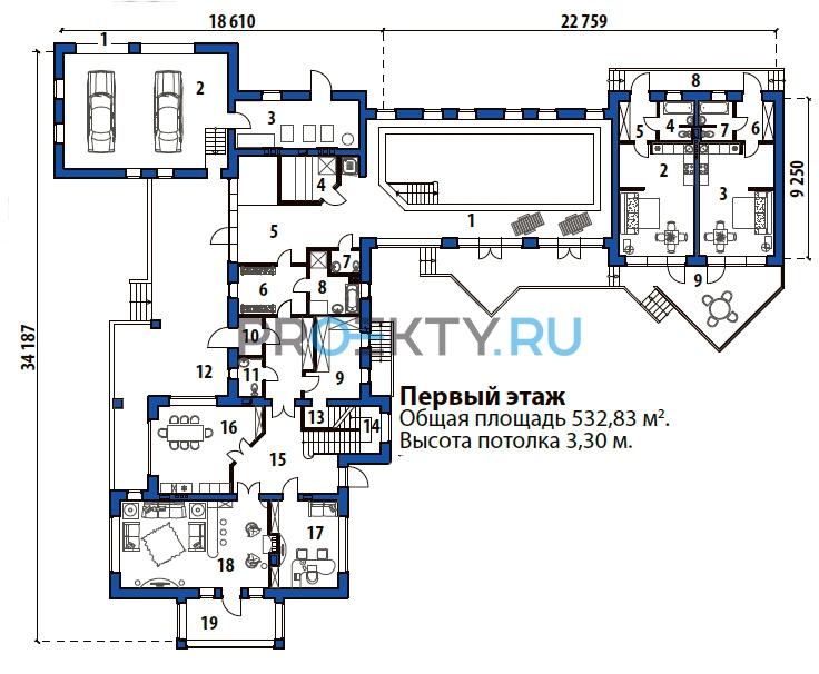 План проекта Истра-Кантри - 2