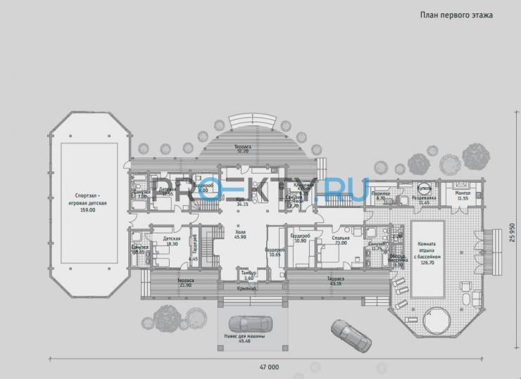 План проекта Б 855