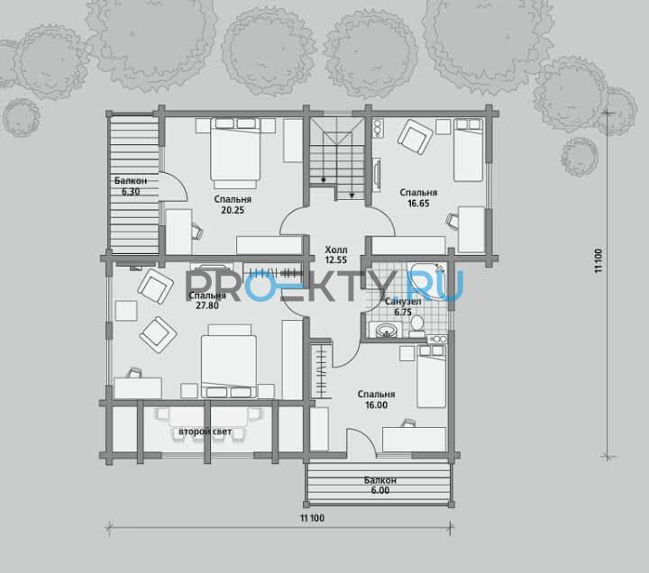План проекта Б 214 - 2