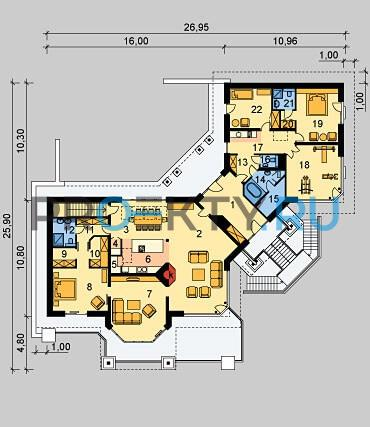 План проекта LK&713 - 1