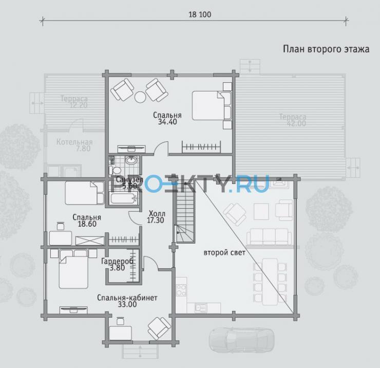 План проекта Б 289 - 2