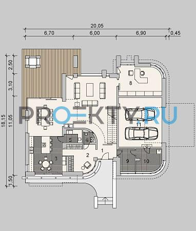 План проекта LK&907 - 1