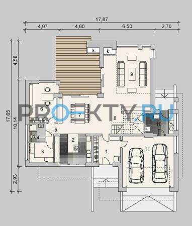 План проекта LK&929 - 1