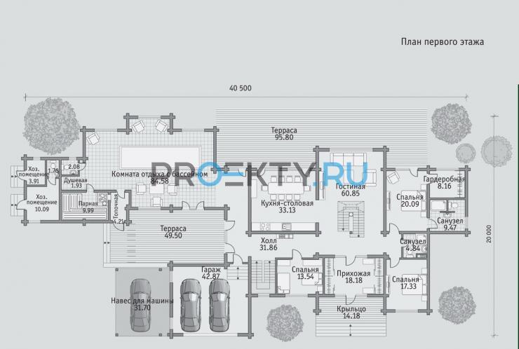 План проекта Б 511