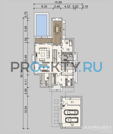 План проекта LK&1082 - 2