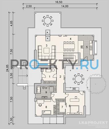 План проекта LK&1127