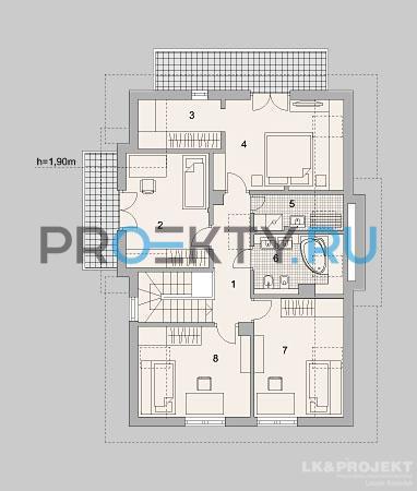 План проекта LK&650