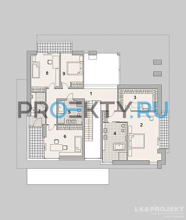 План проекта LK&1255 - 3