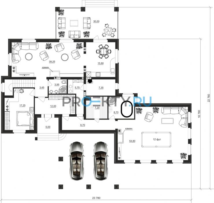 План проекта 83-75 - 2