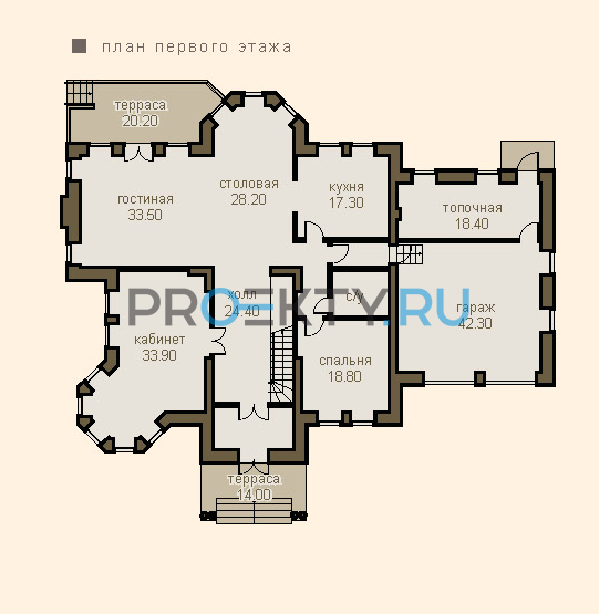 План проекта Босфор
