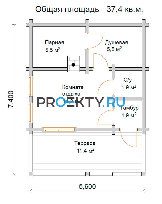 План проекта Разгуляй - 1