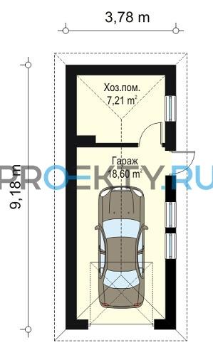 План проекта BG05 - 1