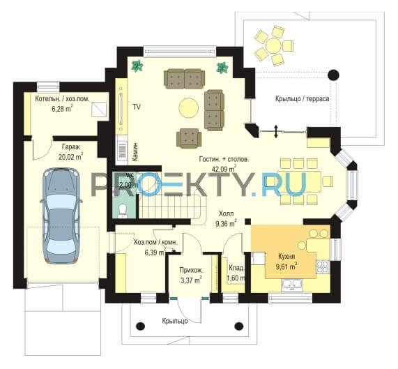 План проекта Юлька-2
