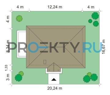 План проекта Кропка - 2