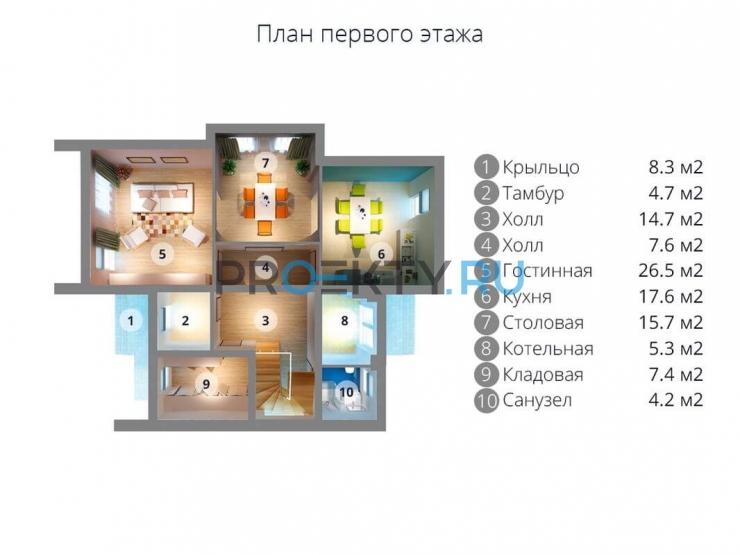 План проекта МС-253 - 1
