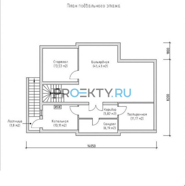 План проекта Борестан