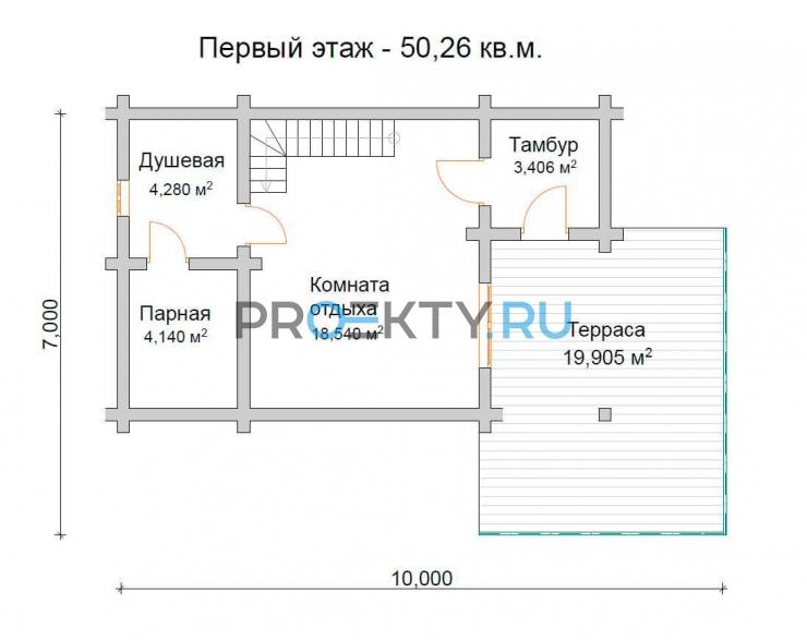 План проекта Русская забава - 1