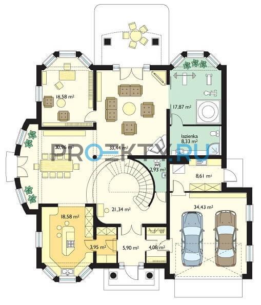 План проекта Сокол