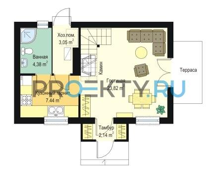 План проекта Сосенка-3