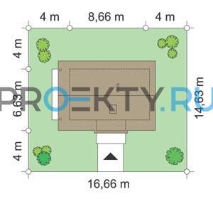 План проекта Сосенка-4 - 3