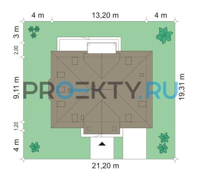 План проекта Ромашка