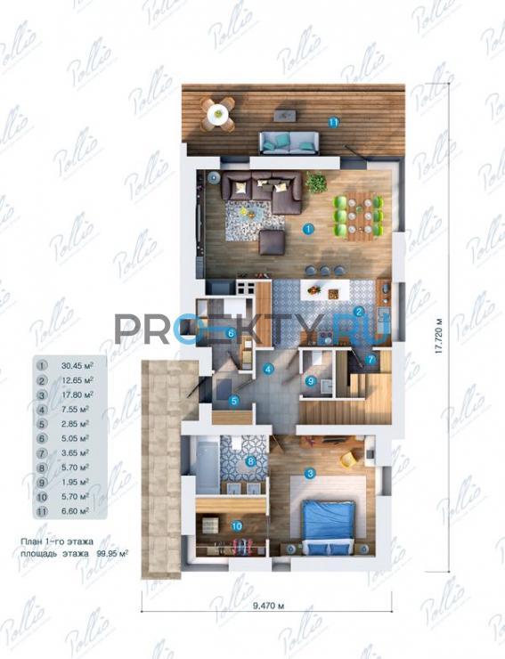 План проекта Х13