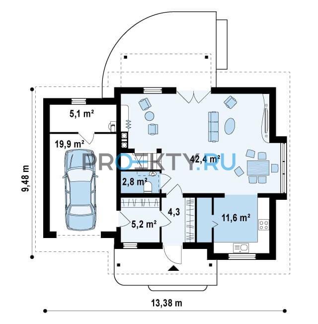 План проекта Z114