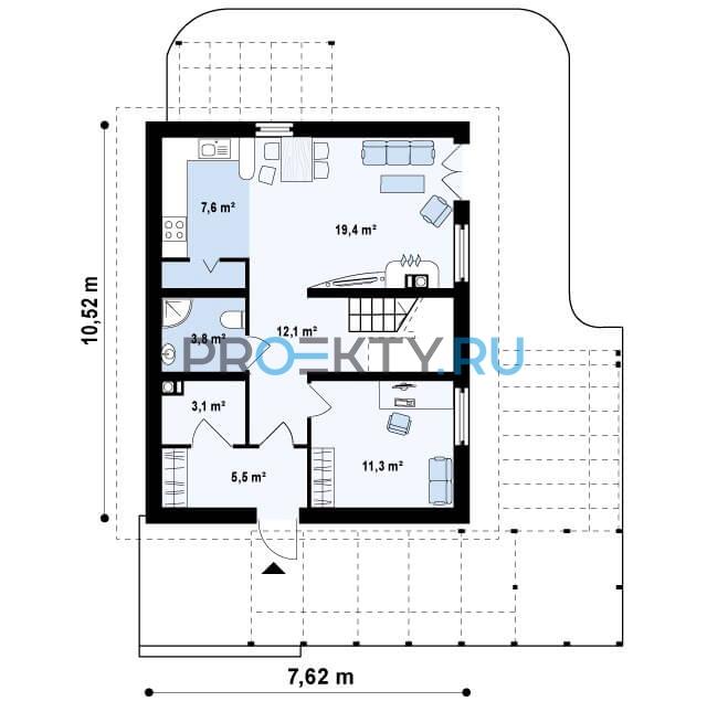 План проекта Z115