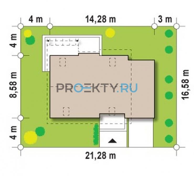 План проекта Z127 - 3